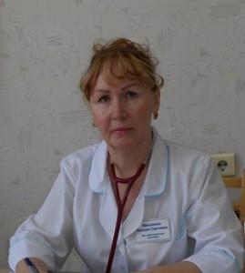Макшанова Наталия Сергеевна – заведующая отделением, врач-кардиолог высшей квалификационной категории, «Отличник здравоохранения»,стаж работы - 35 лет